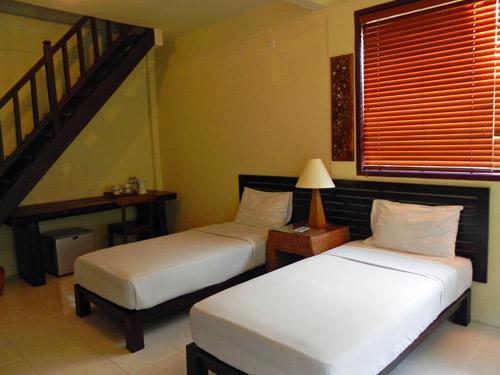 Bali gezinsreis - kamer