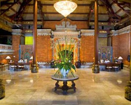 Special stay Jimbaran - lobby