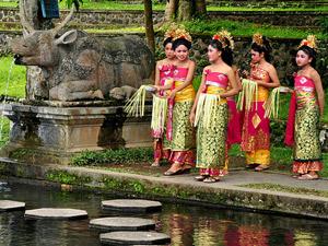 bali tempel ritueel
