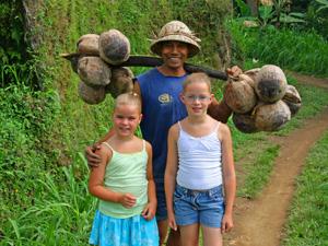 Familiereis Bali - Indonesië met kinderen