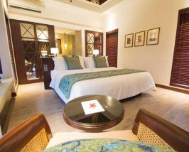 Special stay Nusa Lembongan Bali - familie resort kamer