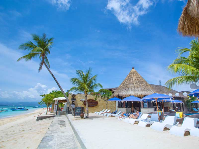 Special stay Nusa Lembongan Bali - familie resort strand