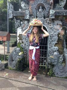 offer tempel bali