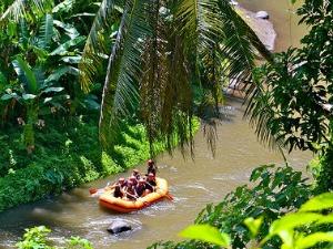 Ubud Bali - raften