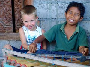 Reisinformatie Indonesië met kinderen