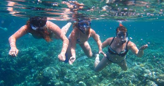reisinformatie Indonesië - snorkelen Bali met kinderen