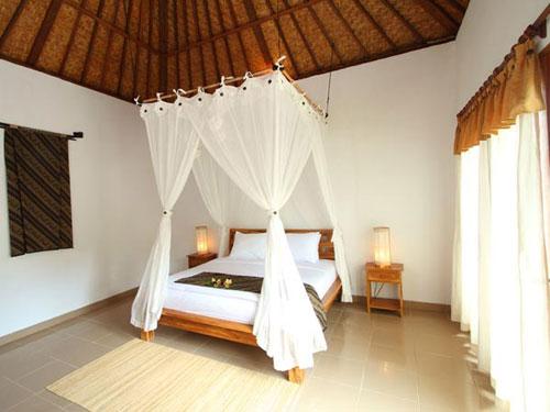 standaard slaapkamer lembongan bali