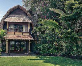 Sanur Bali - upgrade resort huisje