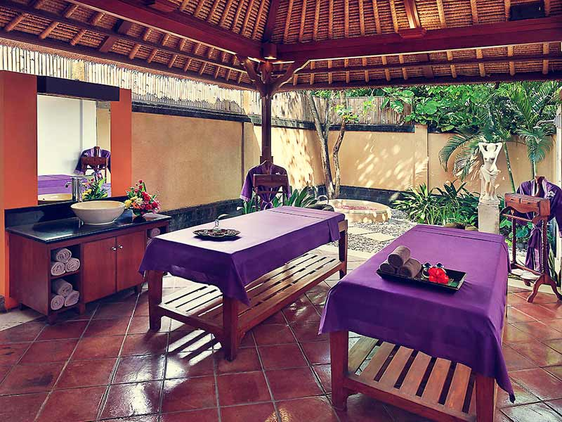 Sanur Bali - upgrade resort massage