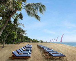 Sanur Bali - upgrade resort strand
