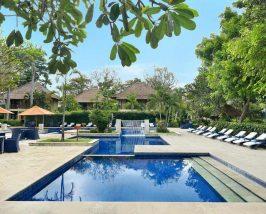 Sanur Bali - upgrade resort zwembad