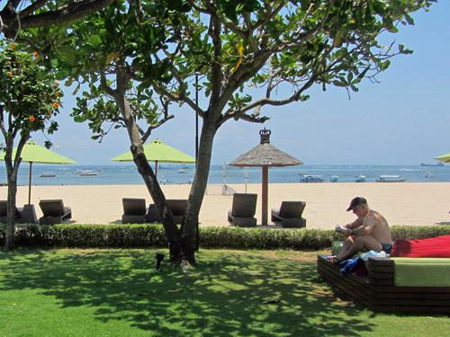 Bali strandresort - rondreis met kinderen