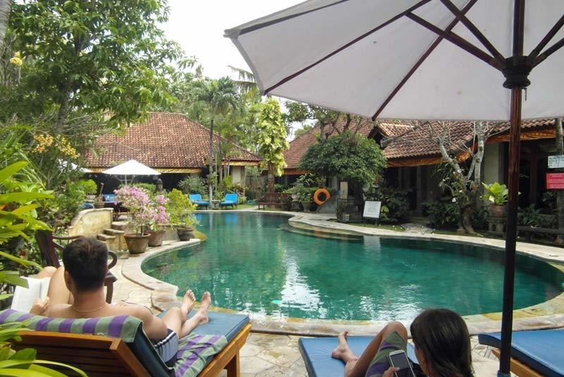 Vakantie Bali met kinderen - accommodatie