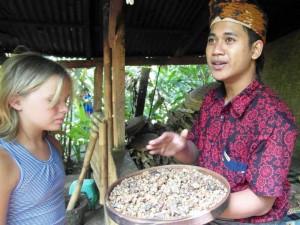 kruiden - Munduk Bali met kinderen