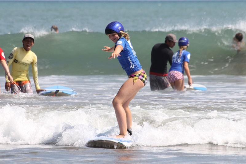 Surfen Bali - rondreizen met kinderen