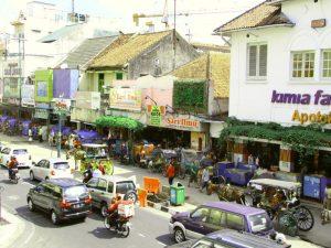 Indonesie Family Yogyakarta