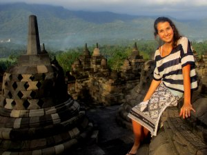 Yogyakarta met kinderen - Borobudur