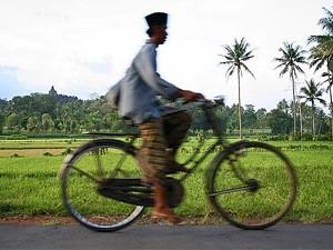 yogyakarta-fietsen-borobudur