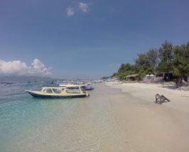 Indonesië Gili eilanden Trawagan - special stay strand