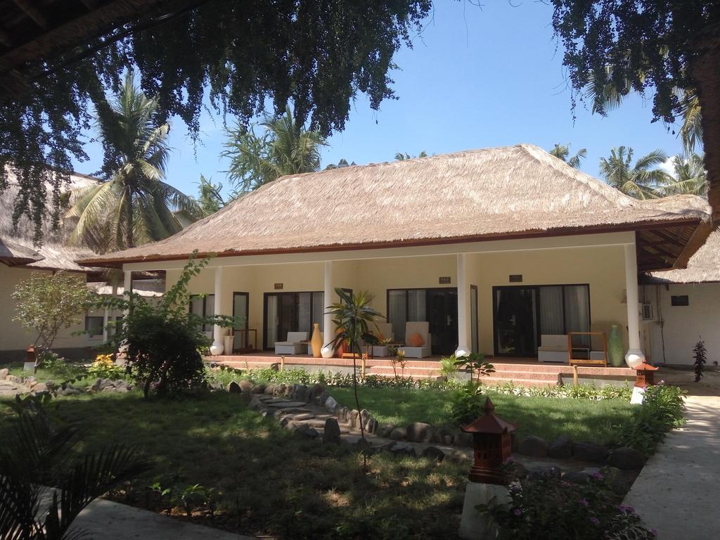 Indonesië Gili eilanden Trawagan - special stay kamer