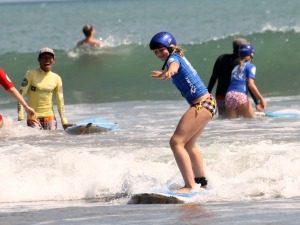 Surfen tieners