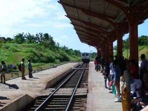 Trein-reizen-Indo