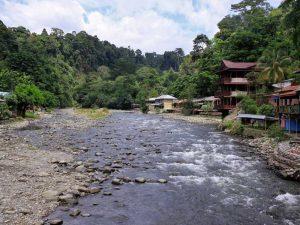 bukit-lawang-rivier