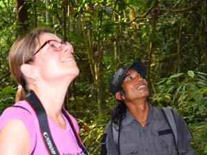 Tangkahan met kinderen - regenwoud Sumatra