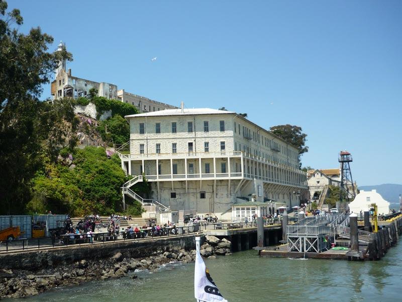 San Francisco reis met kinderen - Alcatraz excursie