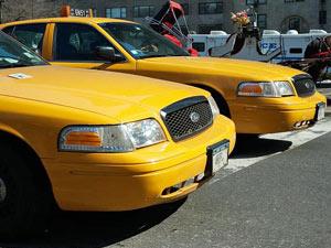 Amerika reis taxi