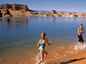 Rondreis zuidwest Amerika - lake powell