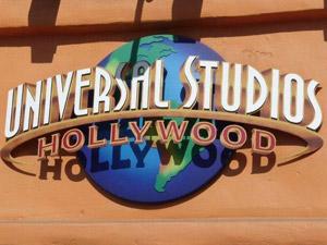 LA universal studios amerika