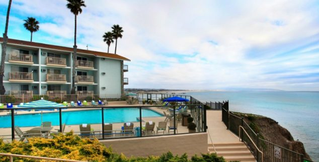 Rondreis Californië - hotel Monterey Amerika
