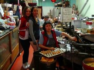 Amerika met tieners - San Fransisco China Town