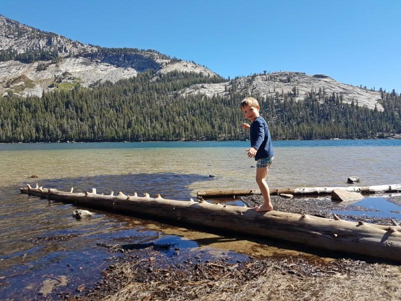 gezinsreis Yosemite