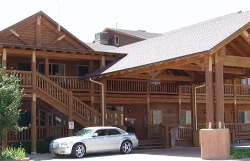 Verenigde Staten familierondreis - Hotel Bluff
