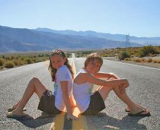 Kids on route 66