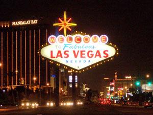 Amerika met tieners - Las Vegas