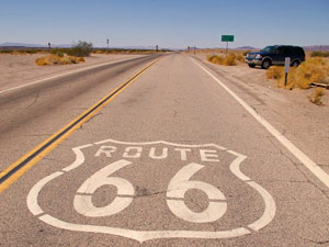 Autorondreis Amerika met kids - route 66