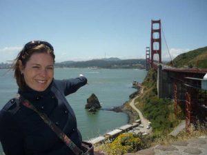 Zuidwest Amerika met kinderen - Golden Gate Bridge