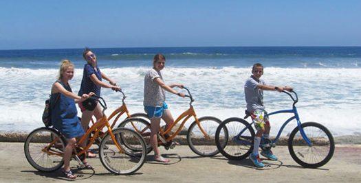 Venice Beach - beach cruisen