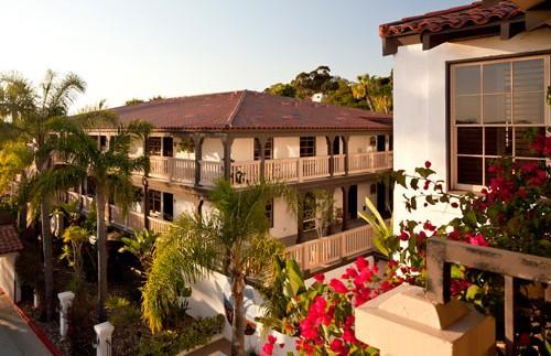 Amerika met tieners - Hacienda hotel