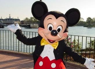 Pretparken Florida - Amerika Disney Kids