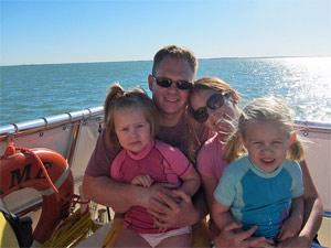 Florida rondreis met kids - Boottocht