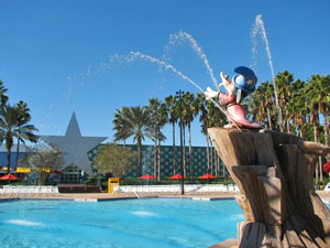 Florida rondreis met kids - Hotels