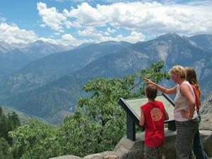 Yosemite gezinseris - AmerikaKids