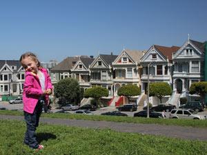Zuidwest Amerika met kinderen - San Francisco