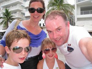 miami kinderen zonnebril amerika