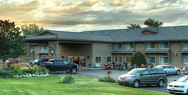 Amerika kids - motel Moab