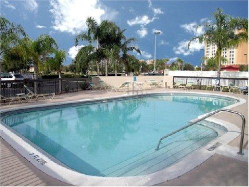 orlando motel pool amerika